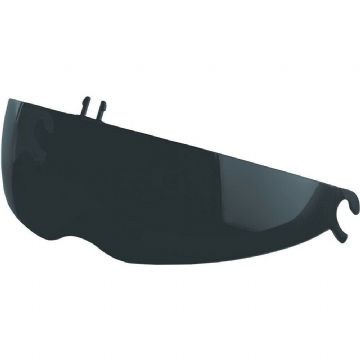 HJC HJ-V7 Replacement Dark Smoke Sunvisor for RPHA MAX / IS-17 Motorcycle Helmet